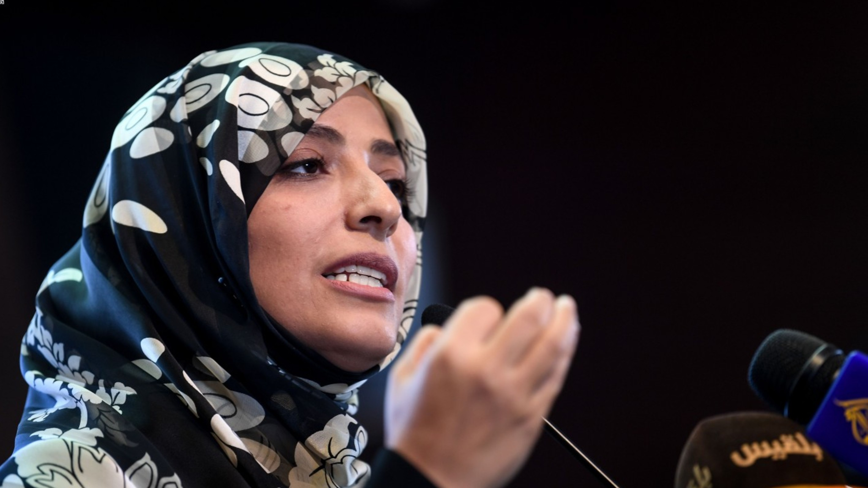 Tawakkol Karman lashes Islamic clerics and describes their associations as tools of despotic rulers