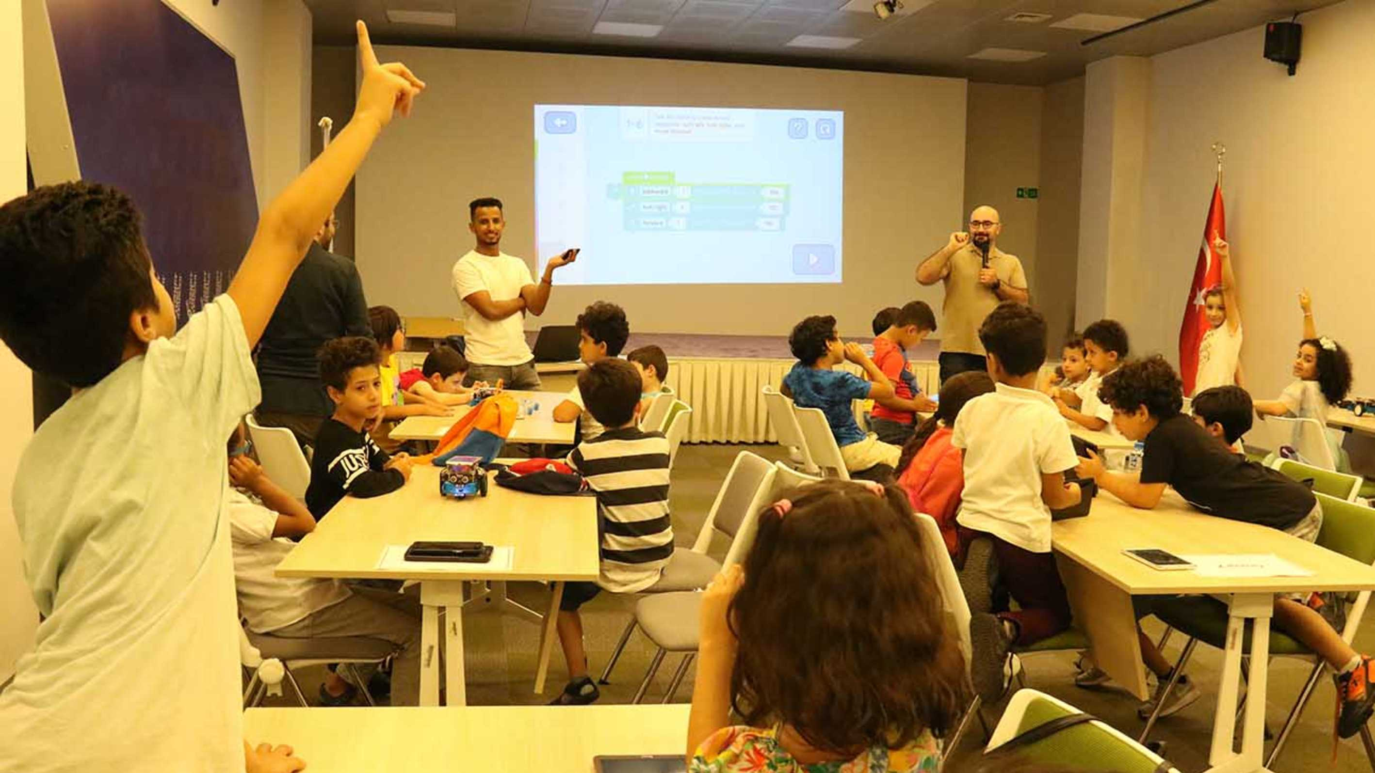 TKF Launches its Summer Program for Children
